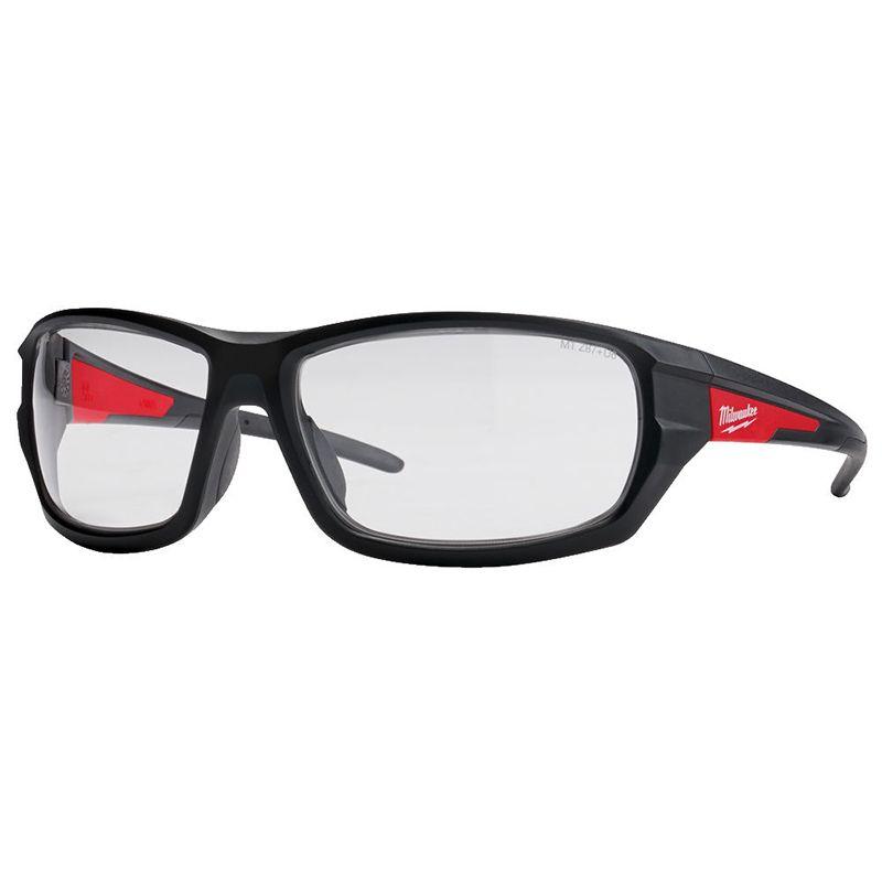 Okulary ochronne - bezbarwne