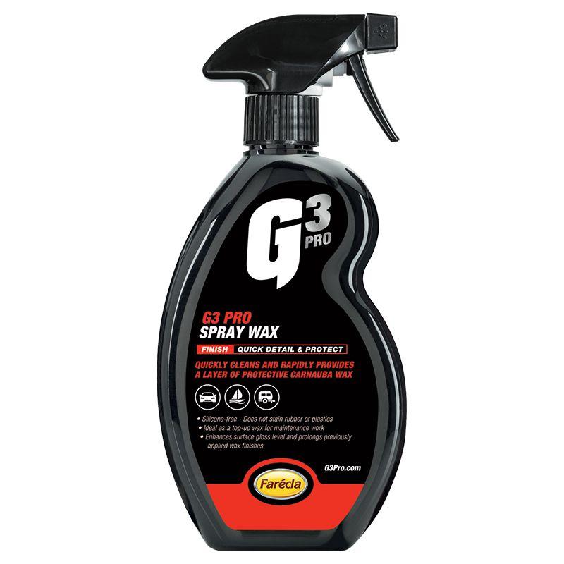 Wosk w sprayu (G3 Pro Spray...
