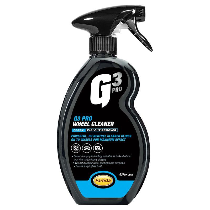 Płyn czyszczący do felg (G3...