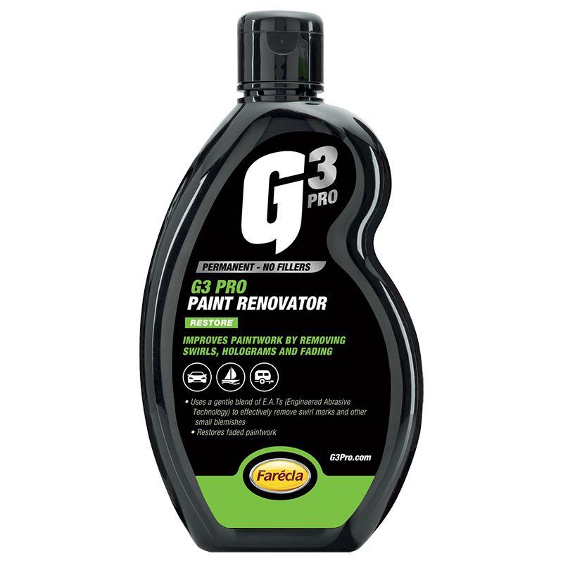 Płyn odnawiający lakier (G3...