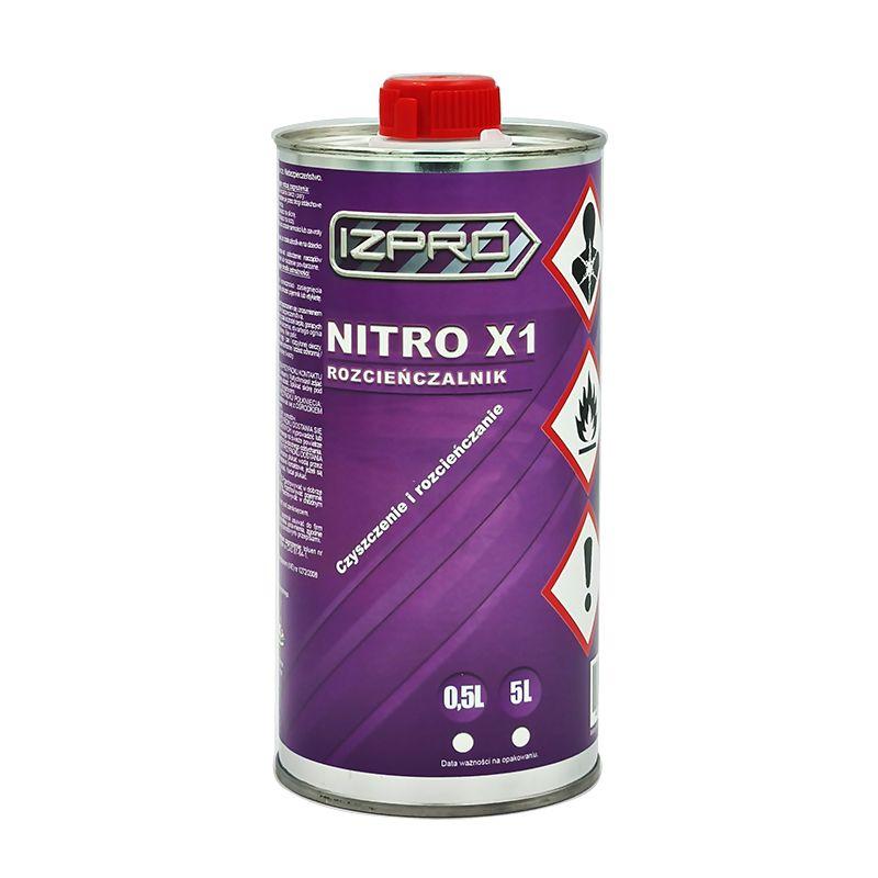 Rozcieńczalnik nitro X1 - 0,5L