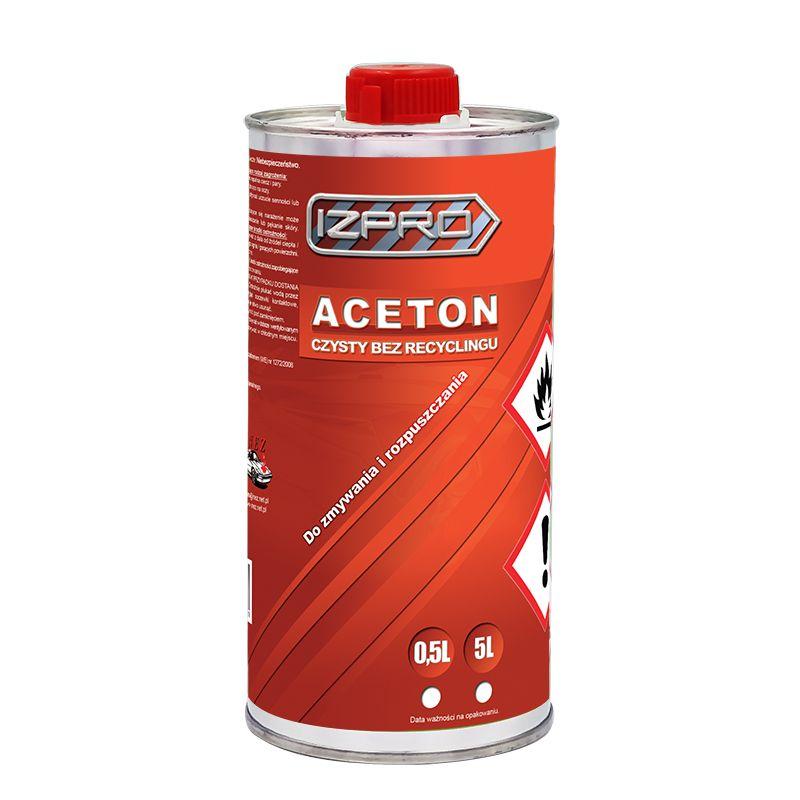 Aceton - 0,5L