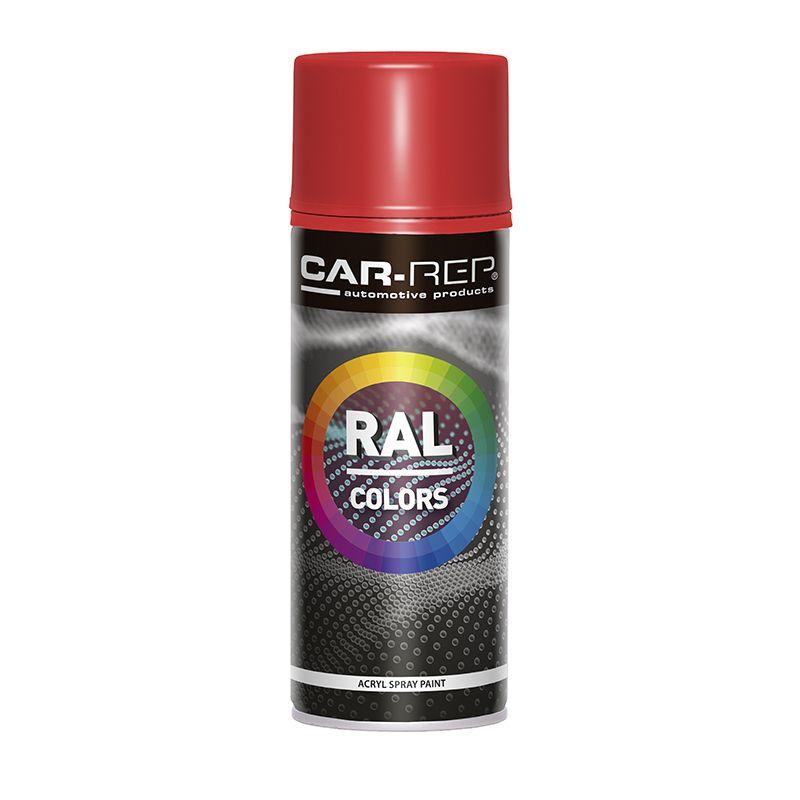 RAL 3020 - czerwony...