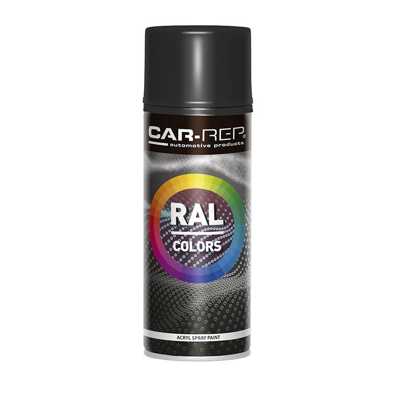 RAL 9005 - czarny mocny 400ml