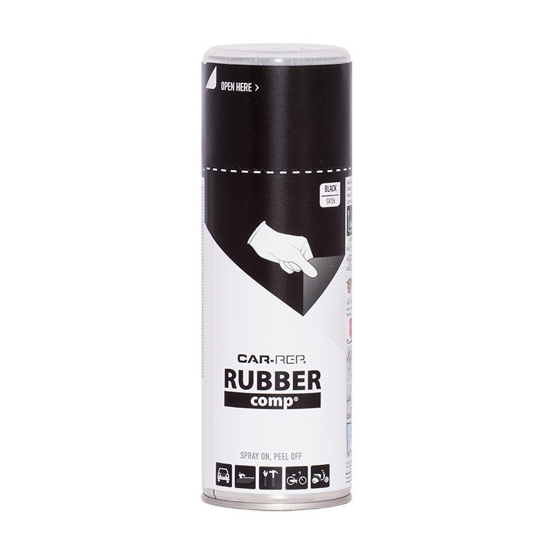 Guma - czarny półmat 400ml