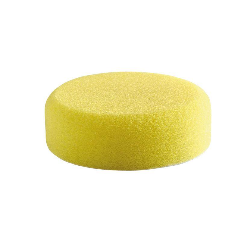Gąbka polerska żółta 75mm -...