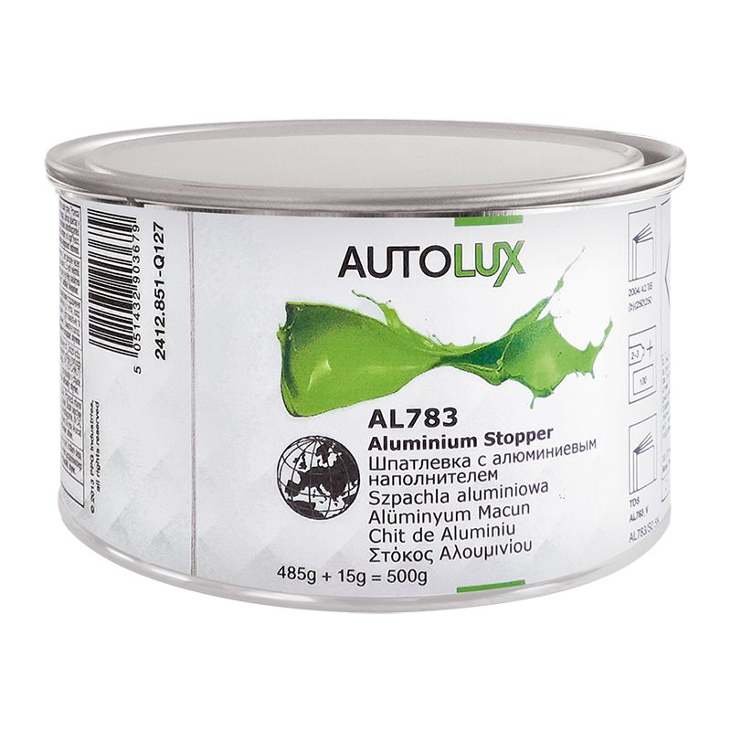 Szpachlówka z aluminium -...